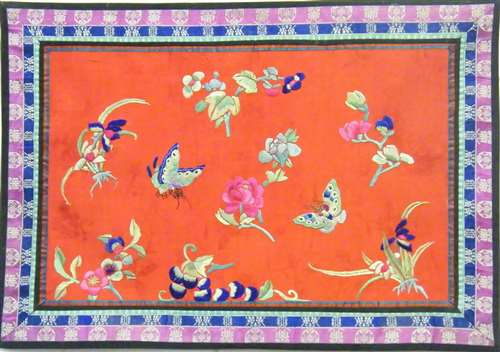 Handmade Chinese Embroidery (Antique)