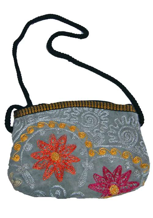 Handmade Suzani Coin Purse