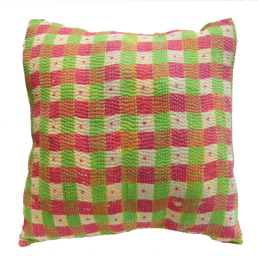 Handmade Gudri Cushion