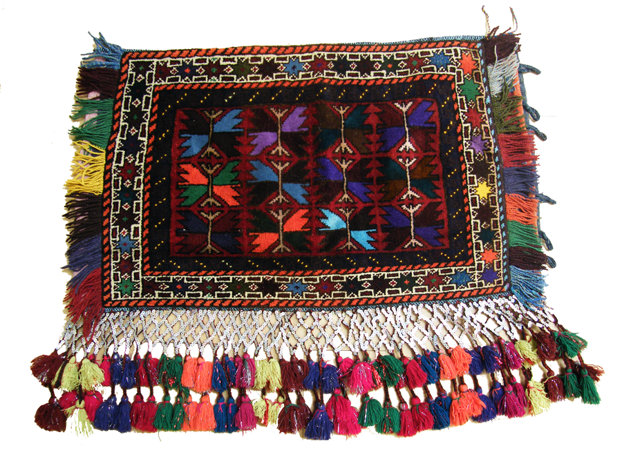 Handmade Afghan Saddlebag