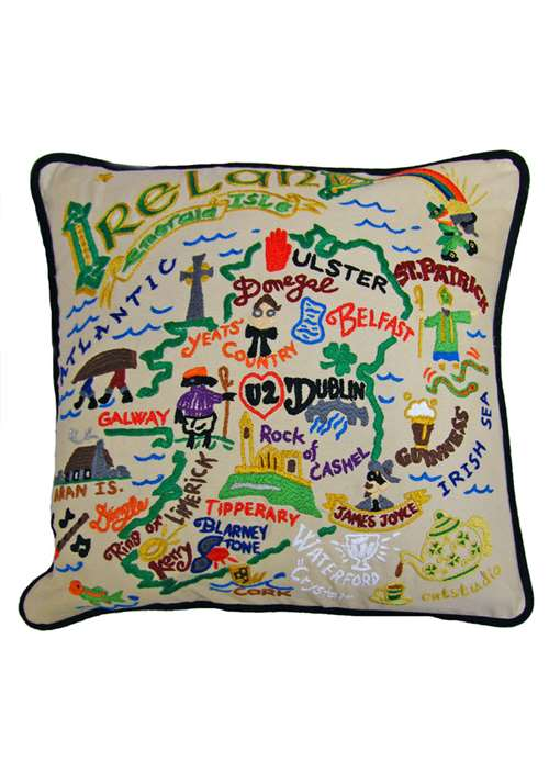 Handmade Ireland Cushion