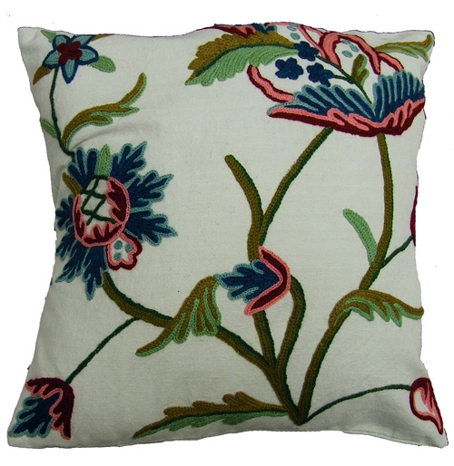 Handmade Kashmir Cushion