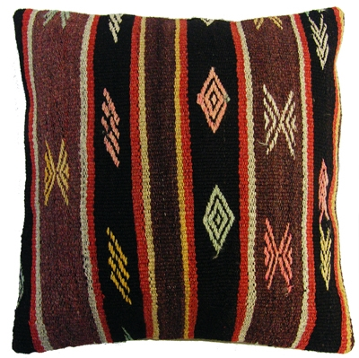 Handmade Turkish Kilim Cushion (Vintage)